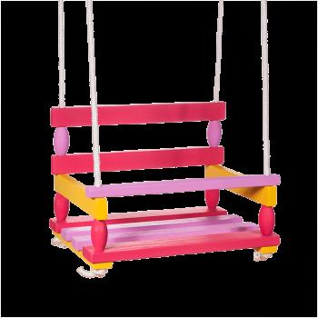 Houpačka fialovočervená
